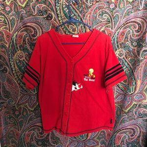 Looney Tunes Baseball Jersey